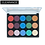 Thumbnail: 15 Shade Pro Eye Pallet - Light/Dark