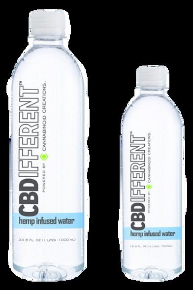 Cannabinoid Creations: Cbdifferent CBD Hemp Infused Water (25mg)