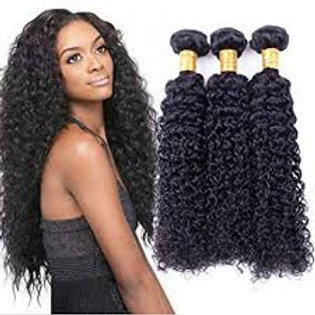 Virgin Malaysian Kinky Curly Hair Bundles