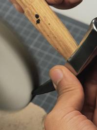 Hammer Polishing