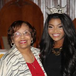 Flonzie & Miss Mississippi, Jasmine Murray, 2017