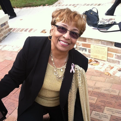 Flonzie's Brick Paver at Tougaloo College