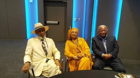 James Meredith, Flonzie and Charles McLaurin.