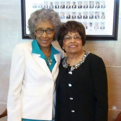 Mississippi State Representative Alyce Clarke and Flonzie