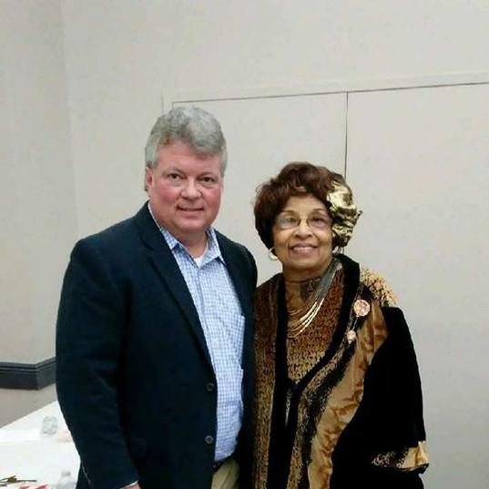 Mississippi Attorney General Jim Hood and Flonzie