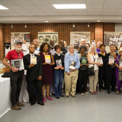 Book Author's Group Picture at Freedom Summer 50th Anniversary Reunion, 2014, Tougaloo College