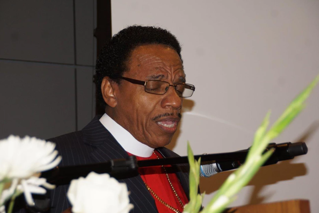 Pastor Thomas Jenkins (nephew)