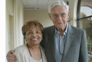 The late former Assistant Attorney General John Doar.