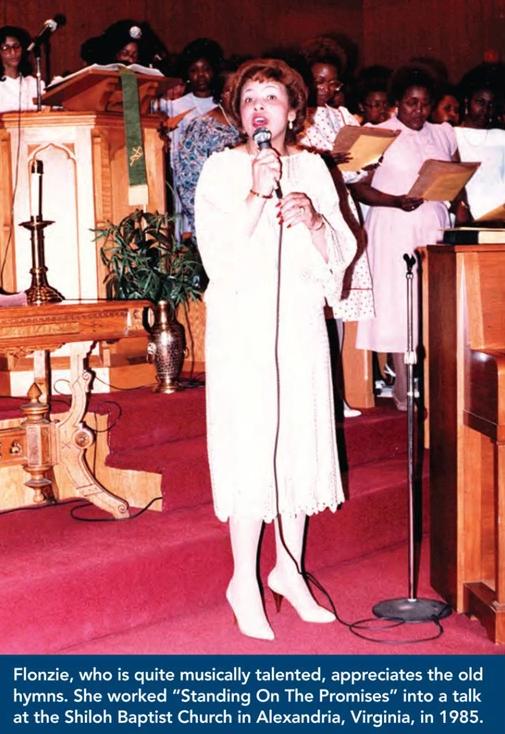Flonzie Singing