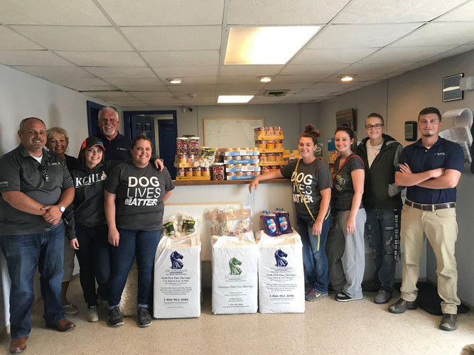 Kankakee County Humane Foundation donation