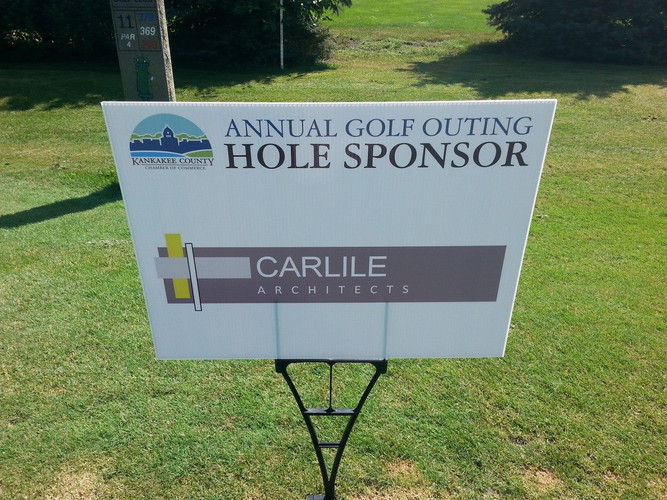Kankakee Countny Chamber of Commerce Golf Outing Sponsor