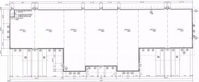 Floor Plan View (Plan Drawing)