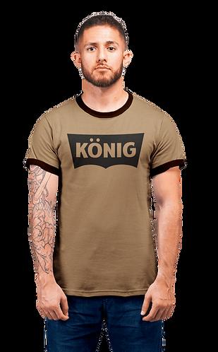 "Футболка ""Konig"" light Brown"