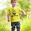 Thumbnail: Футболка детская lions yellow