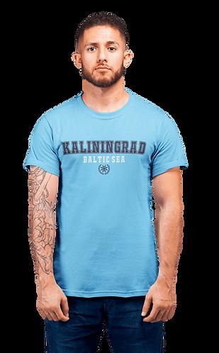 "Футболка ""Kaliningrad"" sky"