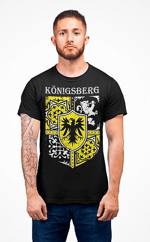 "Футболка ""Ostpreussen"" Black"