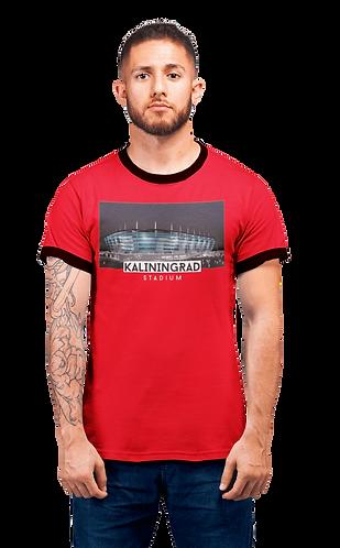 """Футболка """"Kaliningrad Stadium"""" Red"""