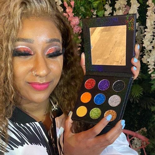 Glitter Bomb-Eyeshadow Palette