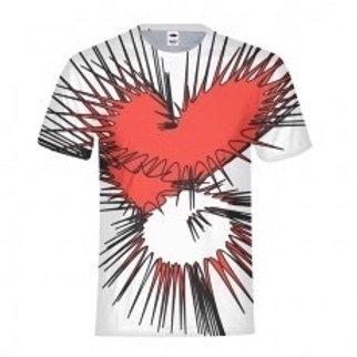 """Abstract Logo"" - Men's T-shirt"