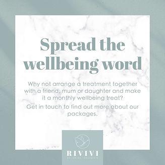 RIVIVI Instagram Post - Spread The Word