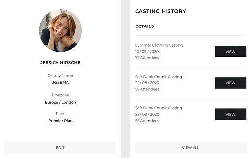 Krowdkast   The professional casting platform