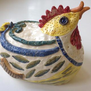 Chicken Centre Piece