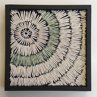 Concentric Circles - SOLD