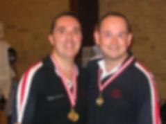 David King St Gabriel's gay badminton