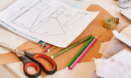 high-angle-of-clothing-line-plans-on-tab
