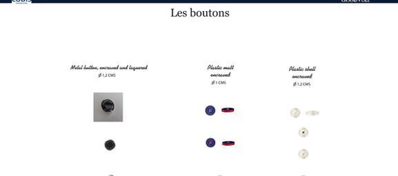 files graphiques boutons personalisés