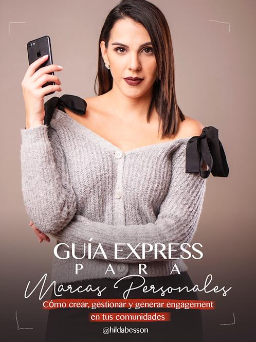 Guía Express para Marcas Personales