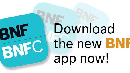 Resource of the week the mobile BNF app (#4)