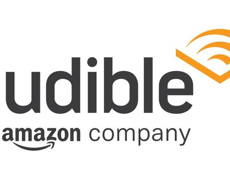Resource of the Week 'Audible' (#8)