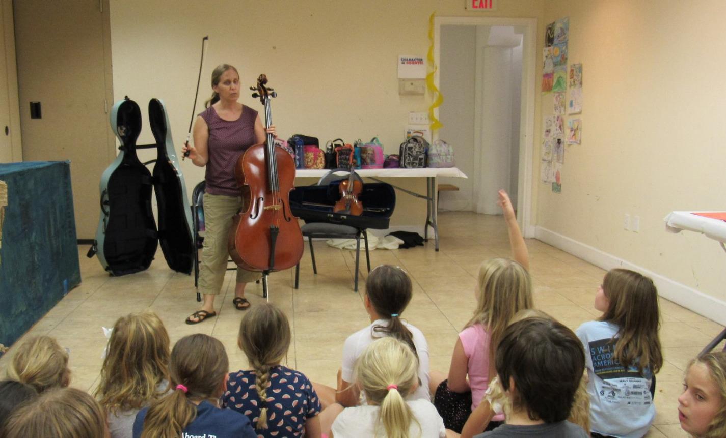 Strings Demonstration