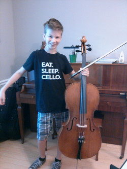 Jacksonville Cello Lessons
