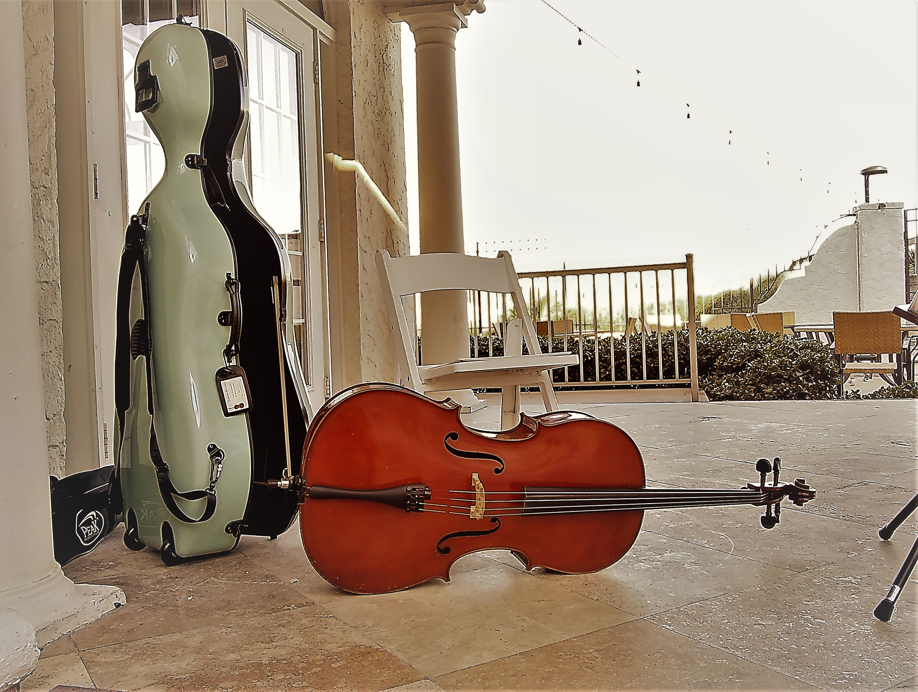 cello wedding music