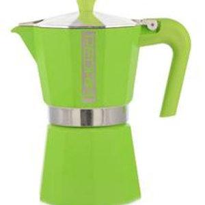 Pedrini Espresso Coffee Maker Lime