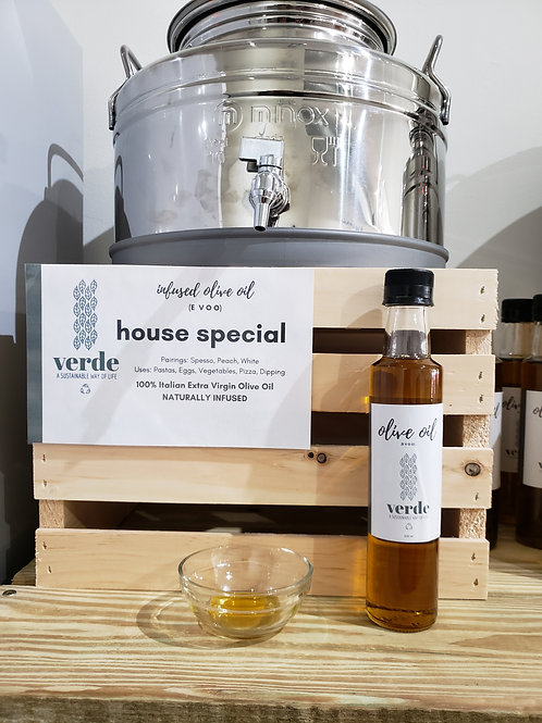 EVOO House Special
