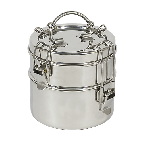 Snack Stack Stainless Steel Food Carrier