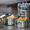 Thumbnail: 3 Tier Stainless Steel Food Carrier