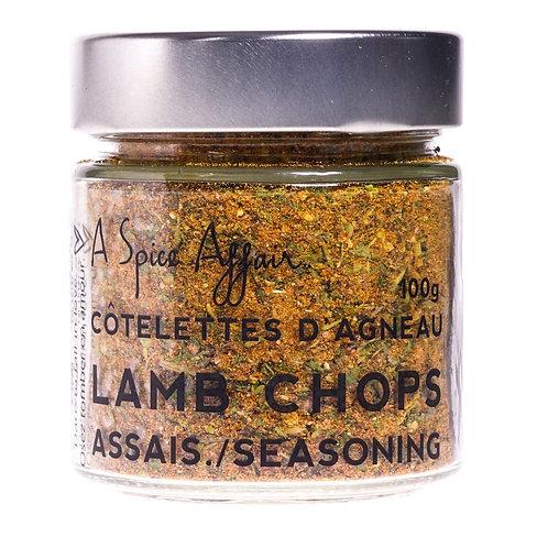 Lamb Chops Seasoning