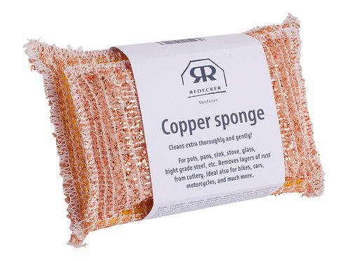 Redecker Copper Sponge