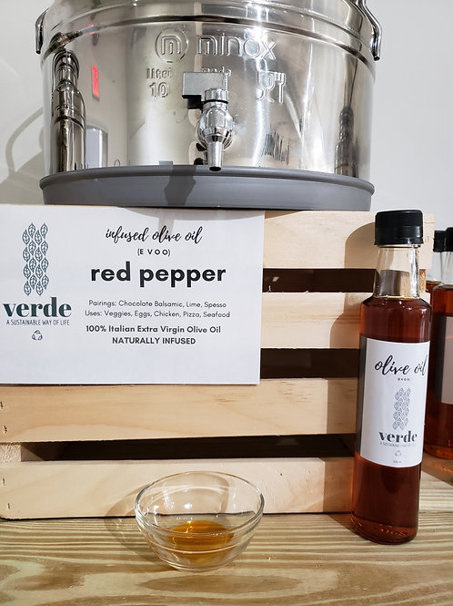EVOO Red Pepper