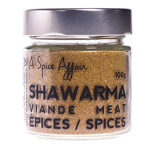 Shawarma Spices (Meat)