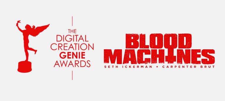 """BLOOD MACHINES"" Best CG Environment in PIDS2020"