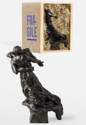 La valse de Claudel- Usine à sculptures