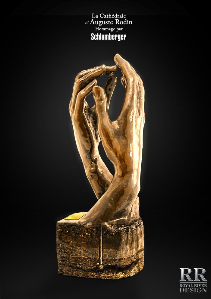 La Cathédrale Rodin - Usine à sculptures