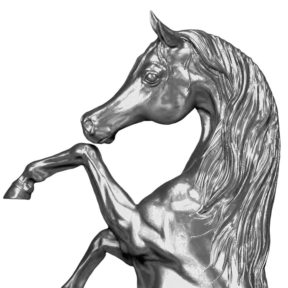Tête de Cheval Qatar - Usine à sculptures