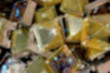 lampe de la tour eiffel à reclycler fragments d'histoire