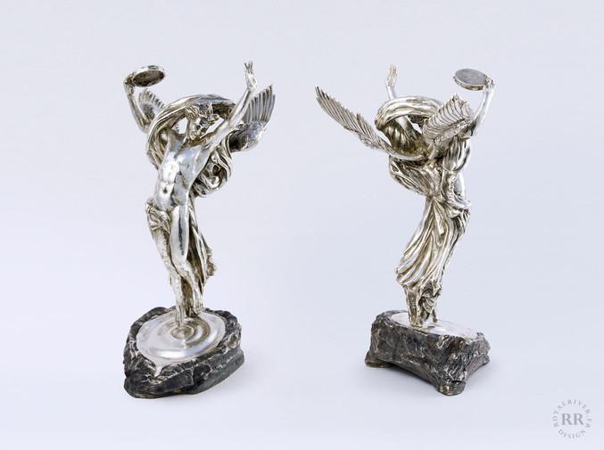 Le Génie de la Danse Opéra de Paris - Usine à sculptures